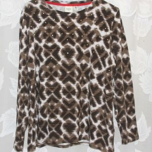 2 for $25 - Long Sleeve T-Shirt with sequins